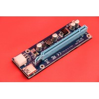 RISER PCI-E 6 pin power